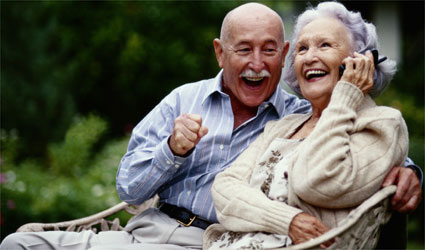 Seniors Facing Financial Insecurity Turn to the 'Net for Stability'